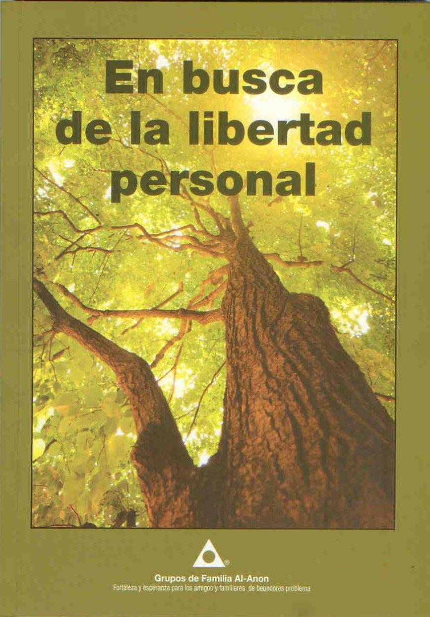 Ayuda a los familiares de alcoh licos al anon intranet for La libertad interior libro